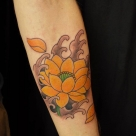 Today's work by Kanae - Lotus Flower