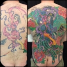 TODAY'S WORK BY KANAE - COVER UP COMPLETE!